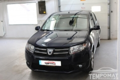 Dacia Logan 2016 - Tempomat beszerelés_05