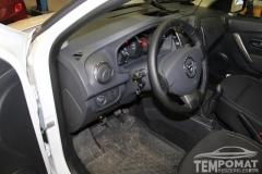 Dacia Sandero 2016 - Tempomat beszerelés_01