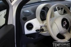 Fiat 500 2015 - Tempomat beszerelés_02