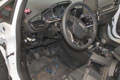 Ford Fiesta Van 2019 - Tempomat beszerelés (AP900C)_01
