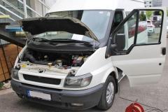Ford Transit 2004 - Tempomat beszerelés_01