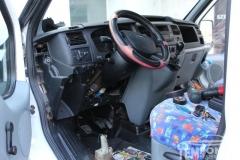 Ford Transit 2008 - Tempomat beszerelés_01