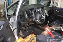 Honda Jazz 2009 - Tempomat beszerelés_01
