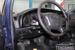Hyundai H1 2004 - Tempomat beszerelés_02