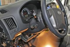 Hyundai H1 2008 - Tempomat beszerelés (AP900C)_2_03