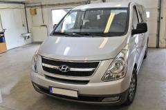 Hyundai H1 2008 - Tempomat beszerelés (AP900C)_4_04