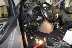 Hyundai H1 2010 - Tempomat beszerelés_01