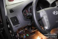 Hyundai H1 2012 - Tempomat beszerelés_05