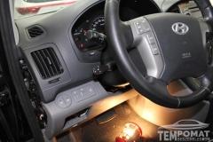 Hyundai H1 2012 - Tempomat beszerelés_06