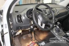 Kia Sportage 2011 - utólagos tempomat beszerelés (AP900C)-01
