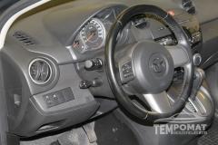 Mazda 2 2013 - utólagos tempomat beszerelés (AP900)-03