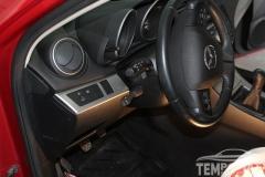 Mazda 3 2009 - Tempmat beszerelés_03
