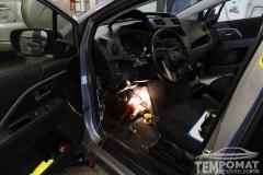 Mazda 5 2010 - Tempomat beszerelés_01