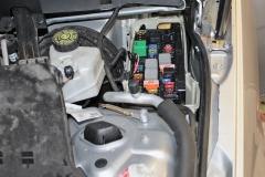 Mercedes-Benz C-osztály (W204) 2008 - Tempomat beszerelés (AP900Ci)_01