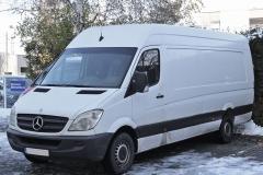 Mercedes-Benz Sprinter 2008 (906) - Tempomat beszerelés (AP900C)_05
