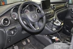Mercedes V-Klasse 2016 - Tempomat beszerelés_08
