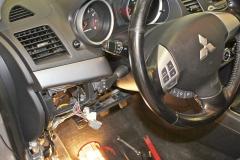 Mitsubishi Lancer Lancer 2011 - Tempomat beszerelés (AP900C)_03