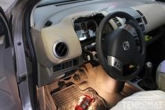 Nissan Note 2006 - Tempomat beszerelés_01