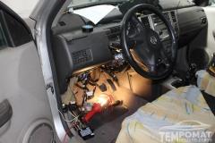 Nissan X-Trail 2005 - Tempomat beszerelés_01