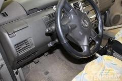 Nissan X-Trail 2005 - Tempomat beszerelés_02