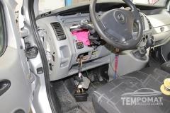 Opel Vivaro 2005 - utólagos tempomat beszerelés (AP900)-01