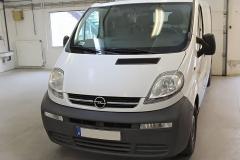 Opel Vivaro 2006 - Tempomat beszerelés (AP900)_05