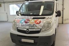 Opel Vivaro 2007 - Tempomat beszerelés (AP900)_05