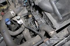 Peugeot 206  2001 - utólagos tempomat beszerelés (AP900)-02