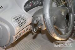 Peugeot 206  2001 - utólagos tempomat beszerelés (AP900)-04