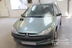 Peugeot 206  2001 - utólagos tempomat beszerelés (AP900)-05