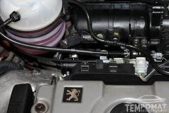 Peugeot 206 SW 2003 - Tempomat beszerelés (AP500)_18