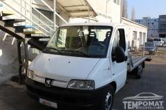 Peugeot Boxer 2008 - Tempomat beszerelés_01