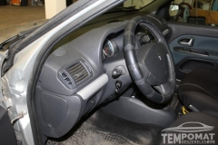 Renault Clio 2007 - Tempomat beszerelés_07
