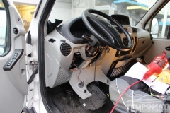 Renault Master 2005 - Tempomat beszerelés_01