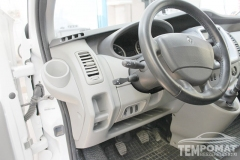 Renault Traffic 2013 - utólagos tempomat beszerelés-01