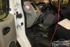 Renault Trafic 2005 - Tempomat beszerelés_01