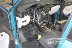 Suzuki Ignis 2017 - utólagos tempomat beszerelés (AP900)-01
