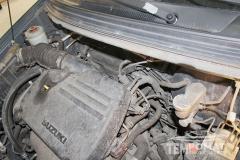 Suzuki Liana 2003 - utólagos tempomat beszerelés (AP500)