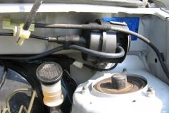Suzuki Liana 2005 - Tempomat beszerelés CM7-es kezelővel_05