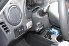 Suzuki SX4 - Tempomat beszerelés CM19-es kezelővel és CM8-as sebességmemória modullal_02