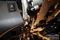 Toyota Avensis 2007 - Tempomat beszerelés_03