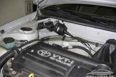Toyota Corolla 2000 - Tempomat beszerelés (AP300, CM19)_04