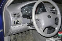 Toyota Corolla 2000 - Tempomat beszerelés (AP300, CM35)_06