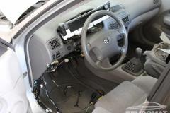 Toyota Corolla 2002 - Tempomat beszerelés (AP500)_08