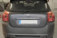 Toyota Corolla TTE 2005 - Tempomat beszerelés (AP500)_13