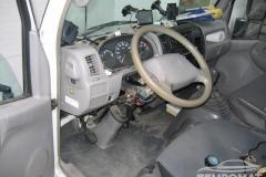 Toyota Dyna 2008 - Tempomat beszerelés_02