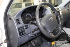 Toyota Hiace 2008 - Tempomat beszerelés_02