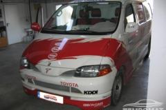Toyota Hiace - Tempomat beszerelés_07