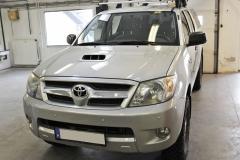 Toyota Hilux 2009 - Tempomat beszerelés (AP900)_04