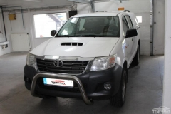 Toyota Hilux 2013 - Tempomat beszerelés_07